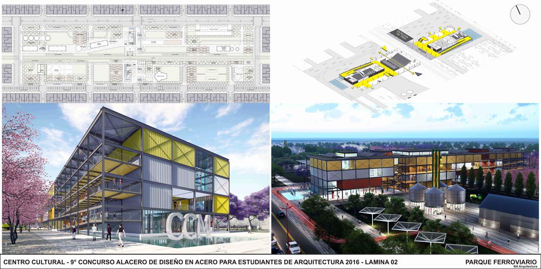 Menci n alacero 2016 ba arquitectura facultad de for Concurso de docencia 2016