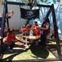 Barco Pirata - Equipamiento para Jardines Materno Infantiles