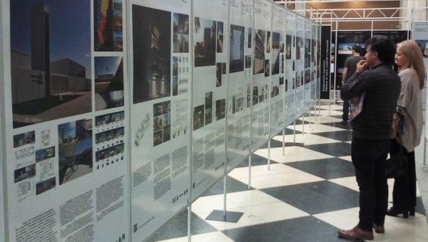 Más de 2.000 profesionales y estudiantes de arquitectura se dieron cita en Córdoba