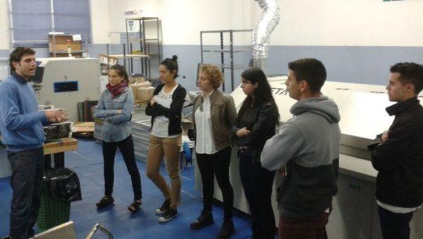 Estudiantes de Diseño Industrial realizarán experiencia práctica en CIIECCA